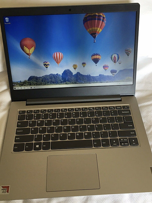 Lenovo A6-9th Gen Laptop - Excellent Condition