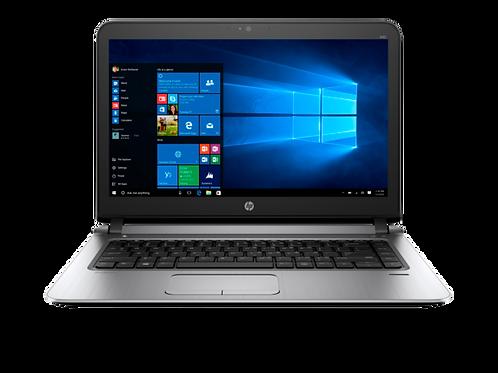 HP Probook 450 i3+ Windows 10