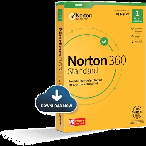 Norton (1) Device 15 Month Digital Subscription