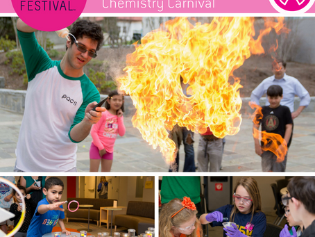 Come One, Come All, to the Chemistry Carnival