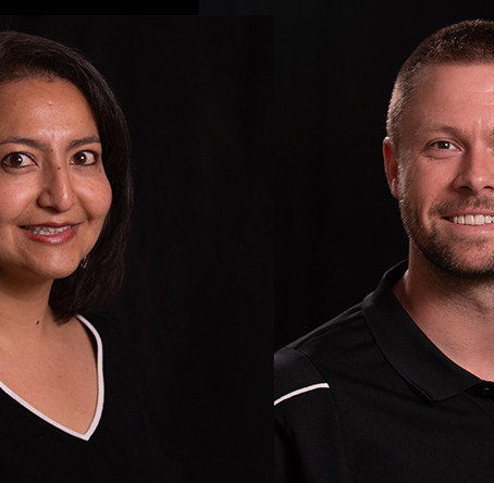 TWO CONN CENTER STAFF AT SPEED SCHOOL EARN OUTSTANDING PERFORMANCE AWARDS