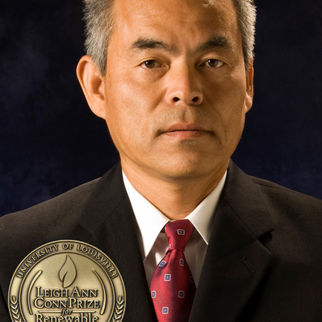 UofL's renewable energy prize awarded to Shuji Nakamura for LED lighting