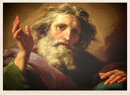 August 8th - Feast Day of God our Father