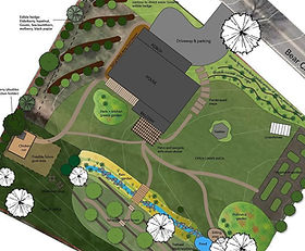 Custom Permaculture Landscape Designs Tailored Specifically For Your Property