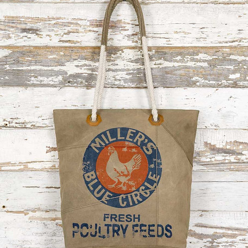 Millers Poultry Feed Tote