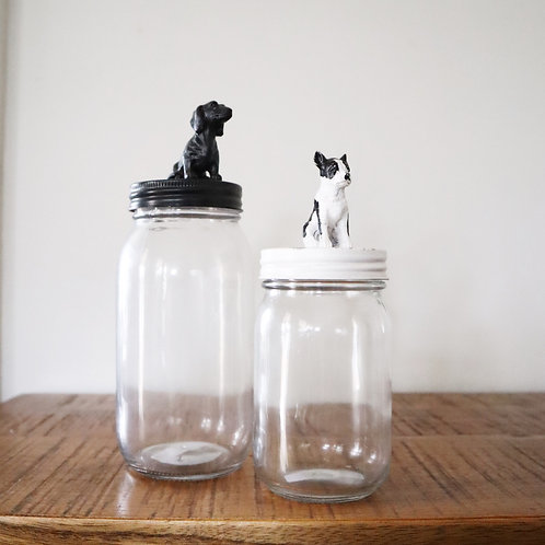 Pup Jar