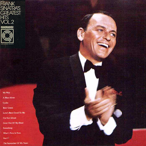 "Frank Sinatra: ""Frank Sinatra's GH Vol.2"