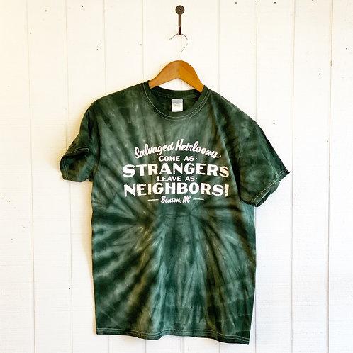 Tie Dye Shop Shirt
