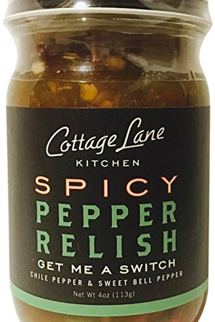 PEPPER RELISH- GET ME A SWITCH