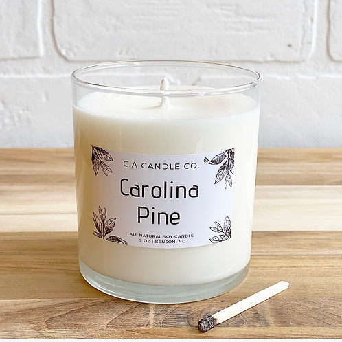 9oz Soy Candle