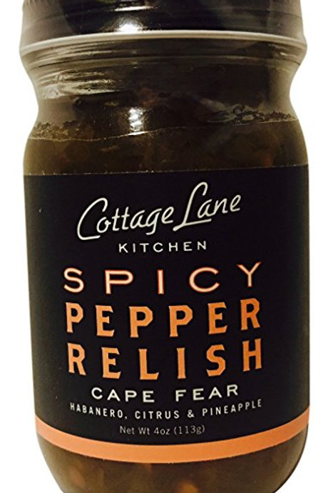 PEPPER RELISH- CAPE FEAR