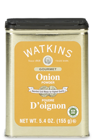 5.4 OZ. GOURMET ONION POWDER