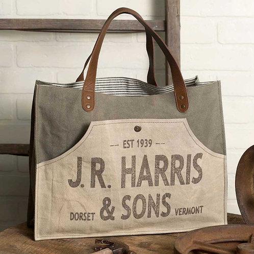 J.R Harris & Sons Tote