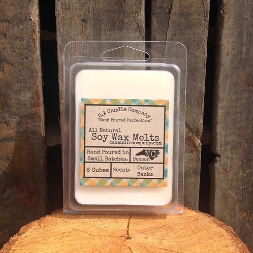Outer Banks Soy Wax Melts