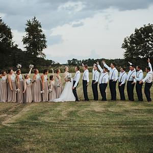Coley + Dillon Wedding