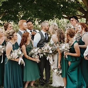 Stacy & Joe - Wedding