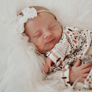 Cora - Newborn Session