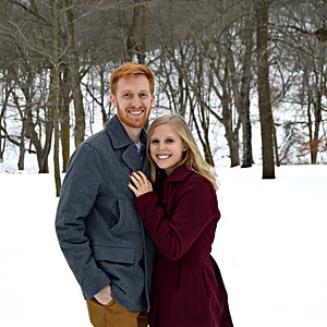 Katy and Zach's Engagement