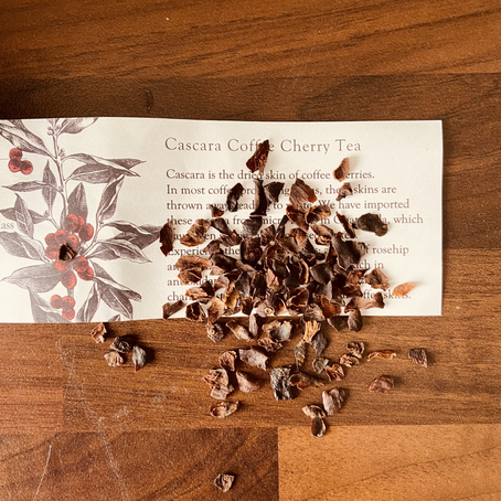 Cascara - The Illegal Beverage