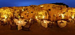 Cave Restaurant - Diani, Kenya