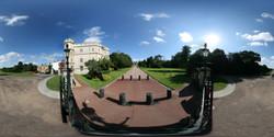 Gates to Windsor Castle