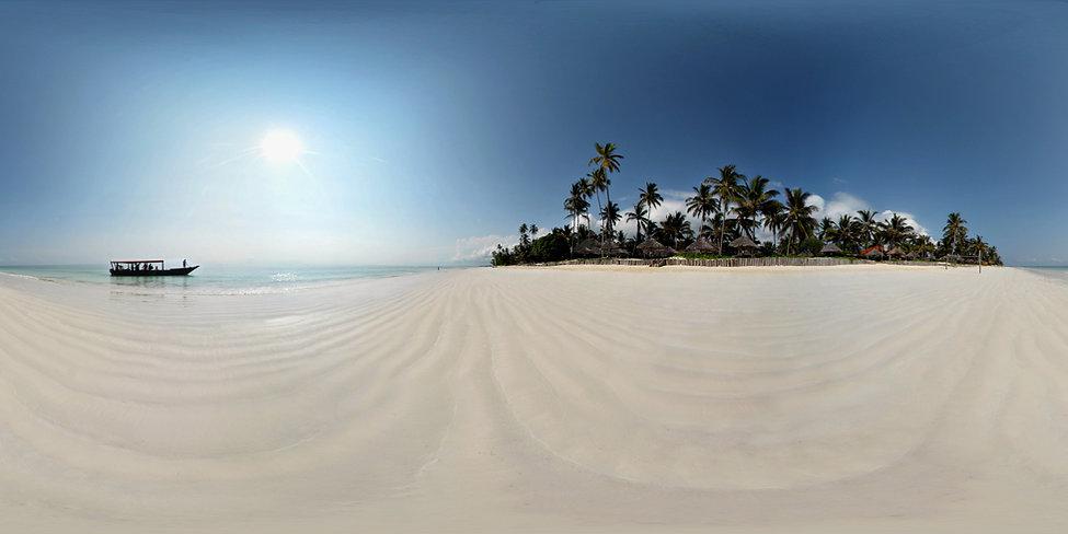 Baraza Beach Resort in Zanzibar