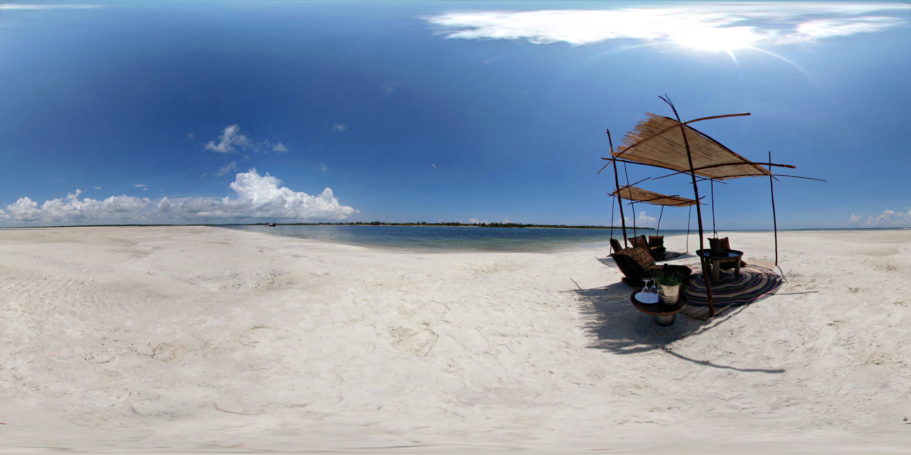 Sandbar at The Funzi Keys - Kenya