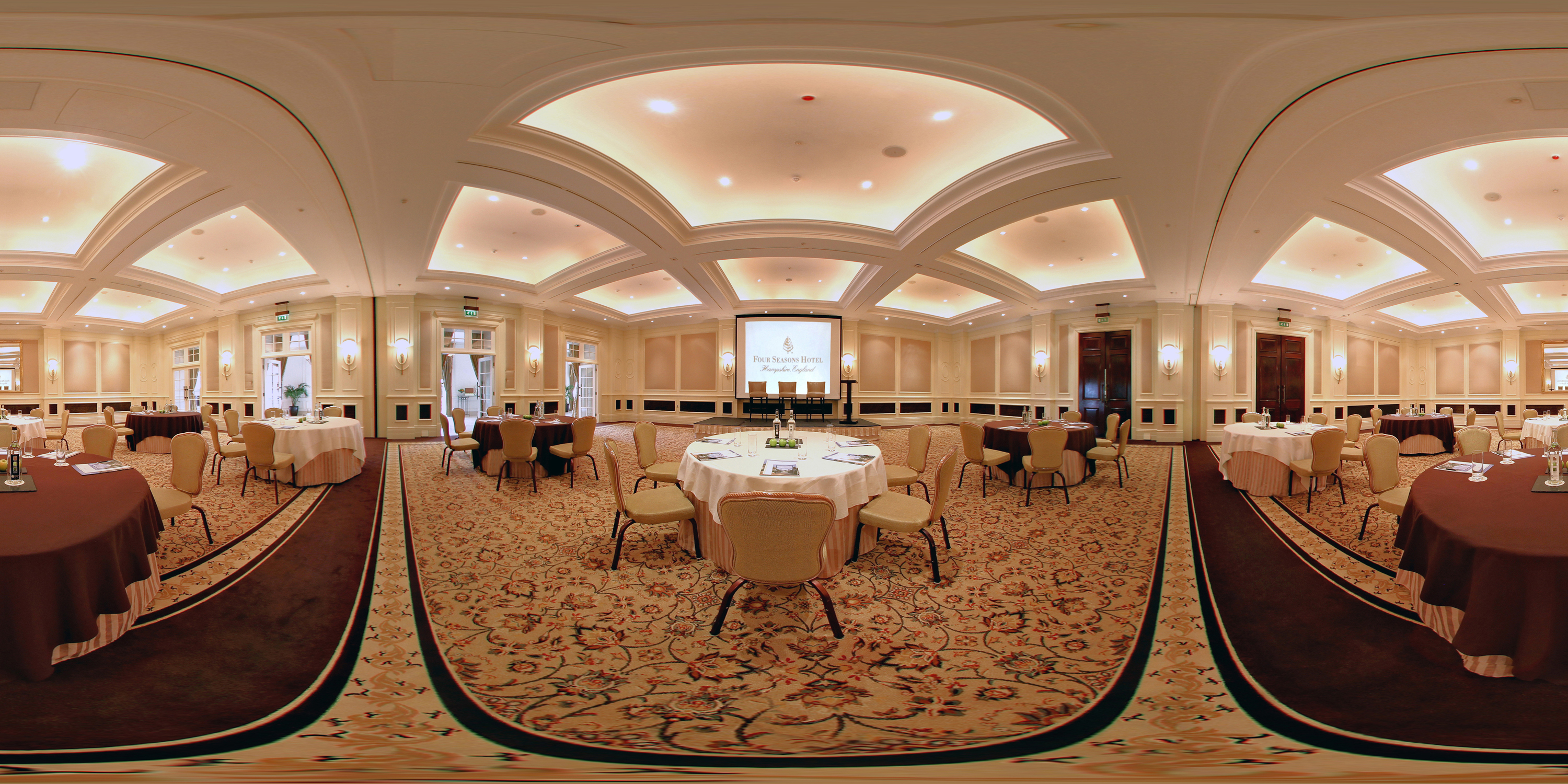 Four Seasons Hampshire Ballroom