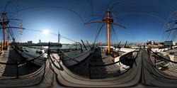 HMS Warrior - Portsmouth Docks