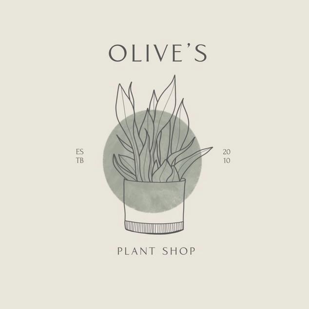 OLIVE'S PLANT SHOP