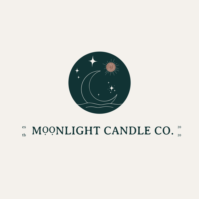 MOONLIGHT CANDLE CO.
