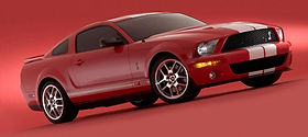 2005 Ford GT500 Ewing