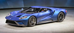 2017 Ford GT Ewing