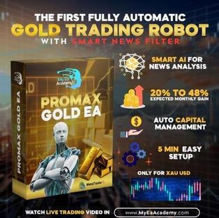 Promax Gold EA -[ Cost $390]-For FREE