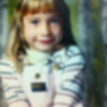 Author Jennifer Y. Johnson-Garcia (school pic in Fort Collin, CO circa 5 years old)