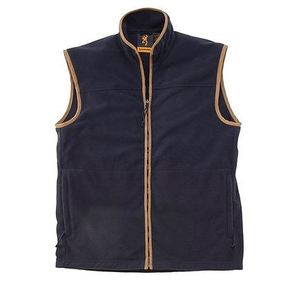 Browning windsor fleece vest dark blue - XL