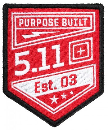 5.11 Purpose built Patch