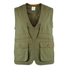 Beretta - Parachute short vest dark olive