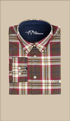 Blaser - Alverstone poplin shirt - XL
