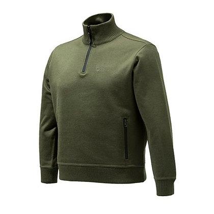 Beretta technowindshield half zip sweater - Med