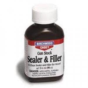 Birchwood Casey - Gun stock sealer and filler 90ml