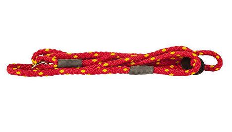 Sporting saint slip lead 8mmx2m - red
