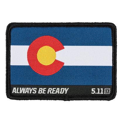 5.11 COLORADO FLAG PATCH