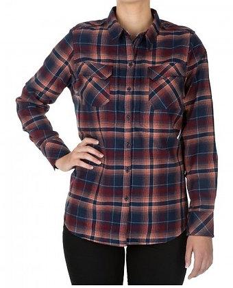 5.11 Womans Heartbreaker Flannel Shirt