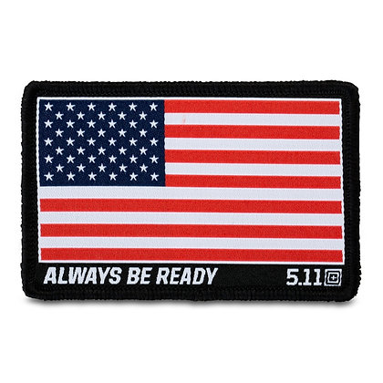 5.11 USA FLAG WOVEN PATCH