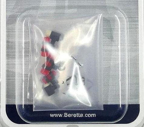 Beretta 7 pcs competition sight kit