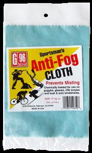 G96 anti-fog cloth