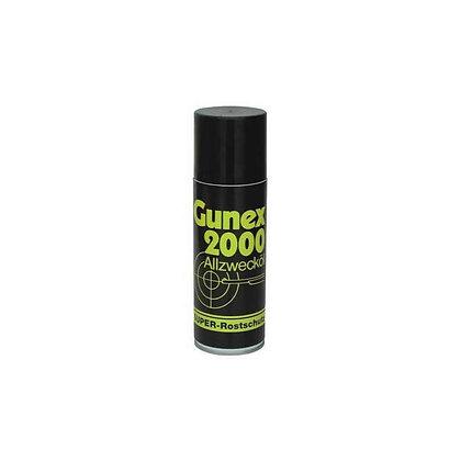 Gunex 2000 all purpose oil