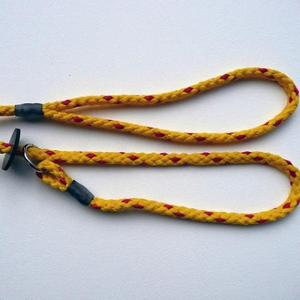 Sporting saint slip lead 8mmx1.5m - yellow