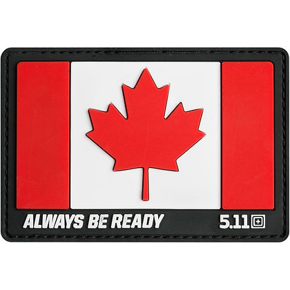 5.11 CANADA FLAG PATCH